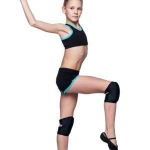 Наколенники для гимнастики и танцев NS10 бифлекс